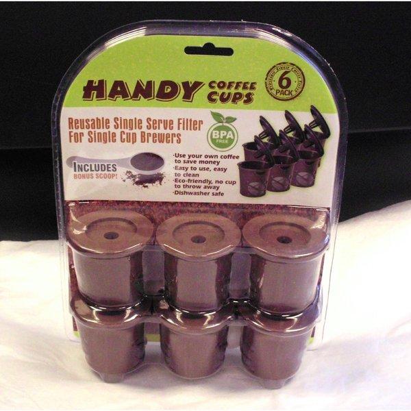Shop Handy Cups Reusable K Cups For Keurig Machines Pack