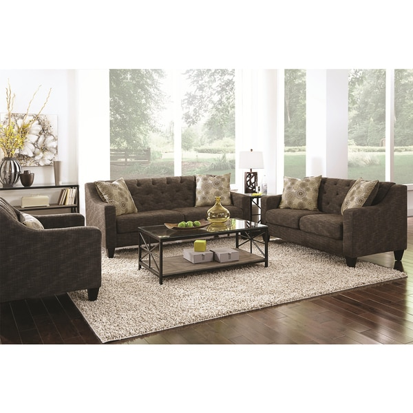 Avalon 2 piece living room set free shipping today for 10 piece living room set