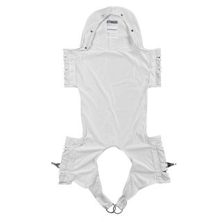 Drive Medical Split Leg Patient Lift Sling with Head Support