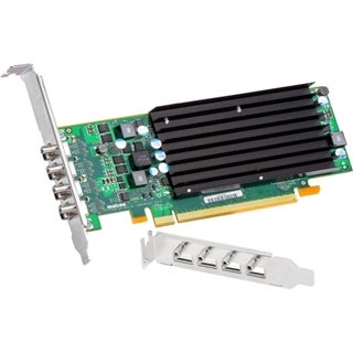 Matrox C420 Graphic Card - 2 GB GDDR5 - PCI Express 3.0 x16 - Half-le
