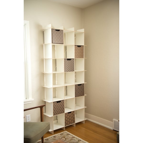 bookcase shop bookcases deal white storage enterprises quark on amazing cube