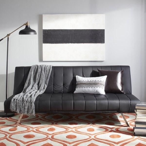Abbyson Milan Futon Sleeper Sofa Bed Free Shipping Today