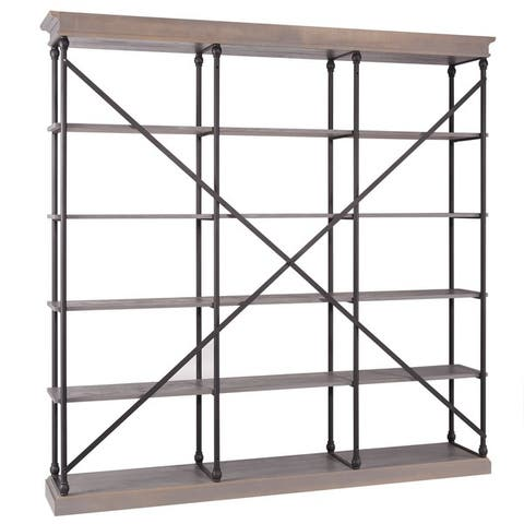 642718b61664 Buy Off-White Bookshelves & Bookcases Online at Overstock | Our Best ...