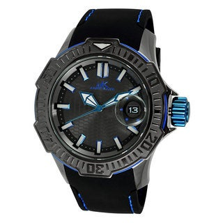 Adee Kaye Men's Grand Mond-G2 Blue Watch