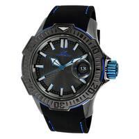 Adee Kaye Men's Grand Mond-G2 Blue Watch