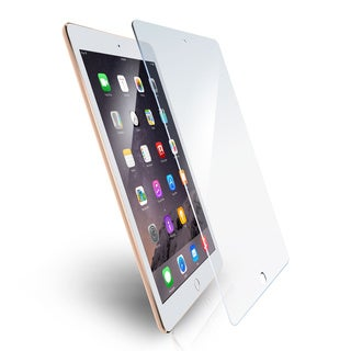 rooCASE Tempered Glass Screen Protector for Apple iPad Air and iPad Air 2