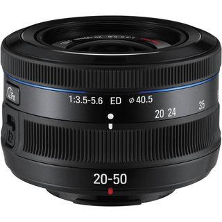 Samsung 20-50mm f/3.5-5.6 ED II Lens