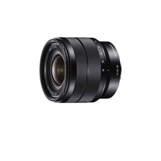 Sony 10-18mm f/4 OSS Alpha E-mount Wide-Angle Zoom Lens