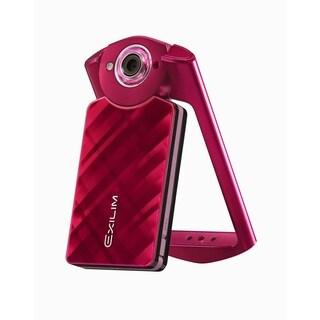 Casio 11MP EX-TR50 Red Digital Camera