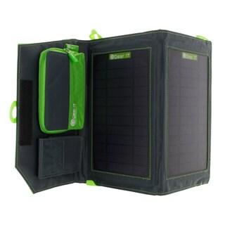 GearIT 7-watt Portable Folding Outdoor Solar Panel USB Device Charger