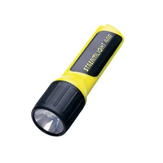 Streamlight 4AA LED with Alkaline Batteries/ Box/ Yellow