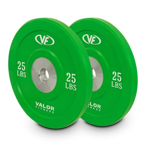 Valor Fitness Bumper Plate X