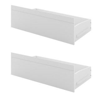 CorLiving Ashland Bed Storage Drawers (Set of 2)