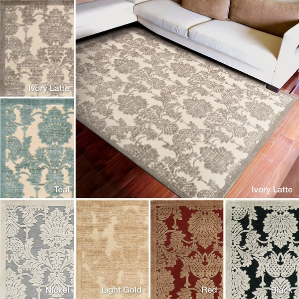 Damask Rug Runner Area Rug Ideas