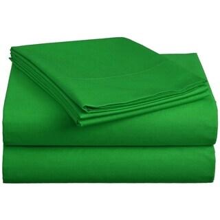 Ultra Soft Premium Microfiber Wrinkle Resistant Sheet Set