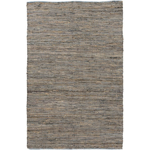 The Curated Nomad Waller Hand-loomed Striped Reversible Area Rug (3'6 x 5'6)