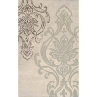 Hand-Tufted Noreen Floral Indoor Area Rug - 9' x 13'