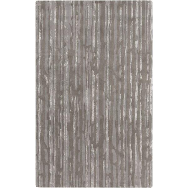Hand-Tufted Walter Abstract Indoor Rug (2' x 3')