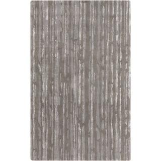 Hand-Tufted Walter Abstract Indoor Rug (3'3 x 5'3)