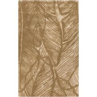 Hand-Tufted Vaughn Floral Indoor Rug (3'3 x 5'3)