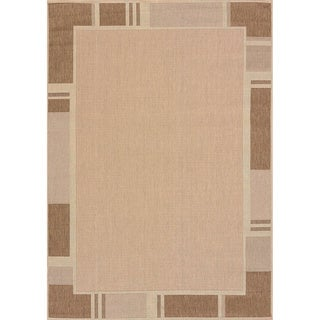 Flat-weave Terrace Renata Indoor/Outdoor Area Rug (7'10 x 10'6)