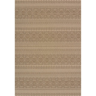 Flat-weave Terrace Catrina Indoor/Outdoor Area Rug (7'10 x 10'6)