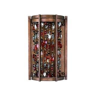 Maxim Trinket 2-light Wall Sconce