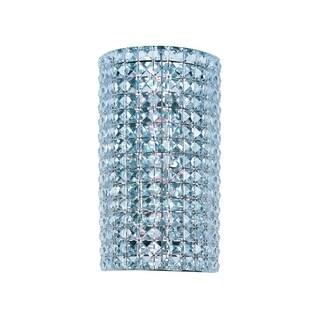 Maxim Vision Chrome 3-light Wall Sconce