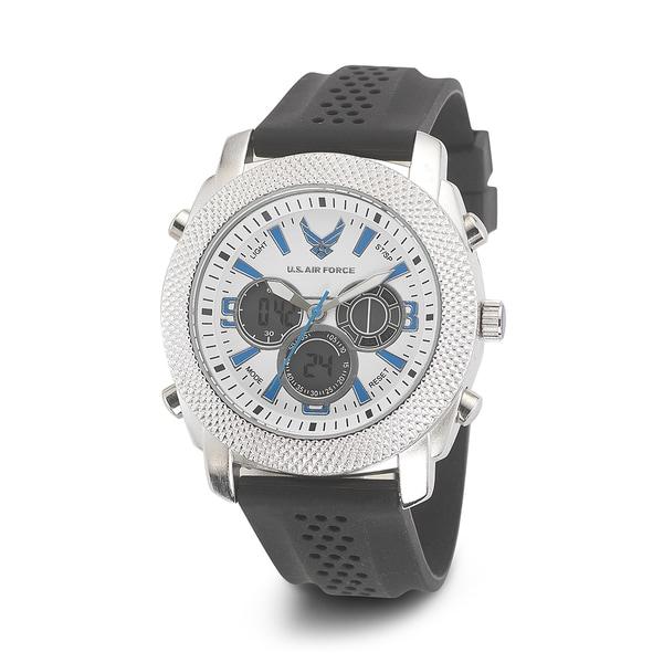 Versil Wrist Armor Men's 37300002 U.S. Air Force C21 Watch
