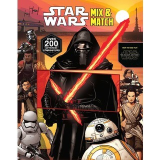 Star Wars Mix & Match (Hardcover)
