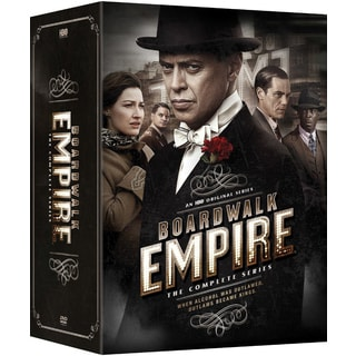 Boardwalk Empire: The Complete Series (DVD)