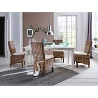 NovaSolo Morin Dining Chairs with Cushion (Set of 2)