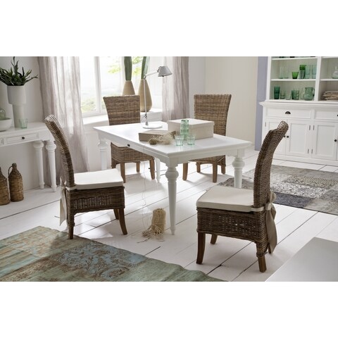 NovaSolo Salsa Dining Chair With Cushion (Set of 2)