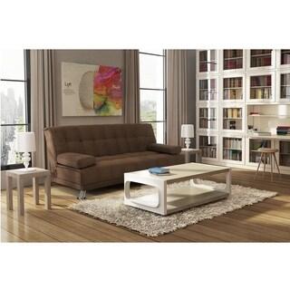 DHP Markham Premium Convertible Sofa Sleeper