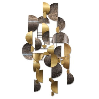 Iron Werks Enlighten Metal Wall Sculpture