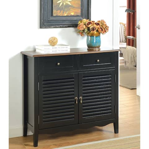 Faite Country 2-drawer Hallway Chest by FOA