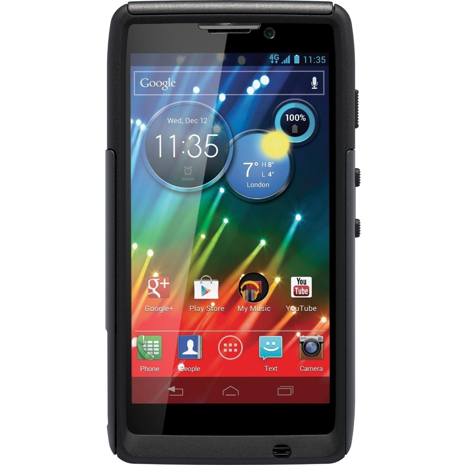 Otterbox Commuter Series Case for Motorola Razr HD (Black...