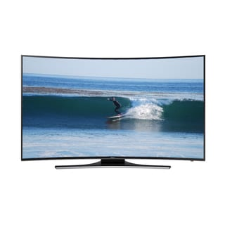 Samsung UN55HU7200F 55-inch Curved 4K 120Hz Smart LED Ultra HDTV (Refurbished)