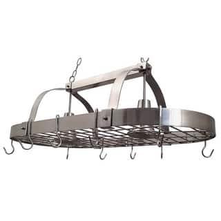 Elegant Designs Home Collection 2-light Kitchen Pot Rack|https://ak1.ostkcdn.com/images/products/9929978/P17086232.jpg?impolicy=medium