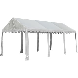 ShelterLogic Model 25887 8-leg Galvanized Steel Frame Party Tent