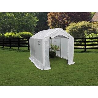 ShelterLogic Backyard Greenhouse with Shelving https://ak1.ostkcdn.com/images/products/9930030/P17086270.jpg?impolicy=medium