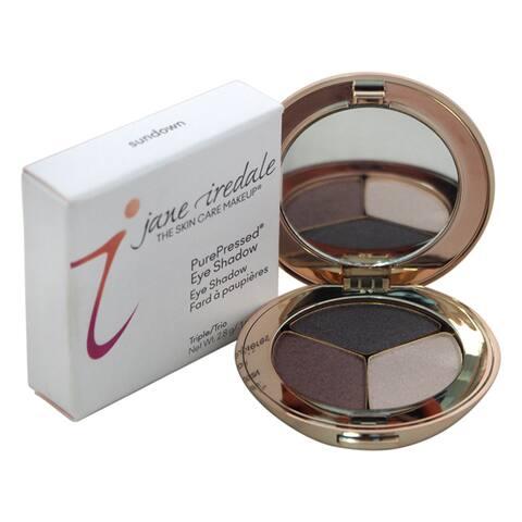 Jane Iredale PurePressed Sundown Triple Eyeshadow