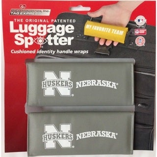 NCAA Nebraska Huskers Original Patented Luggage Spotter