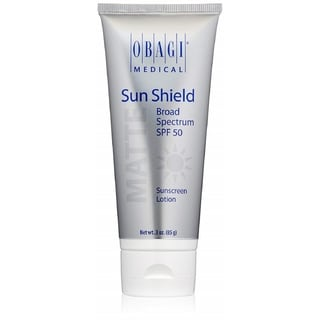 Obagi Medical Sun Shield Broad Spectrum 3-ounce SPF 50 Matte Sunscreen Lotion