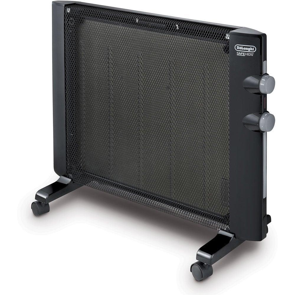 Delonghi HMP1500 Mica Panel Heater, Black