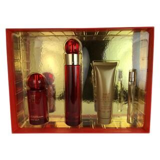 Perry Ellis 360 Red Women's 4-piece Gift Set