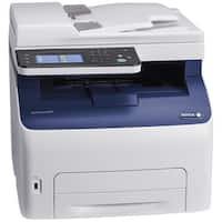 Xerox WorkCentre 6027/NI LED Multifunction Printer - Color - Plain Pa