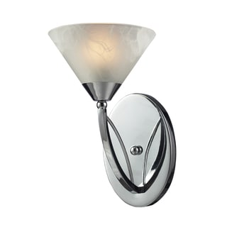 Polished Chrome Elysburg Collection 1-Light Vanity