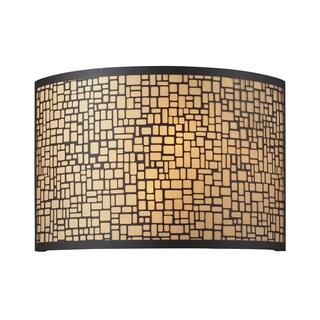 Aged Bronze Medina Collection 2-Light Sconce