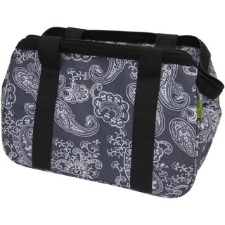 "JanetBasket Lace Eco Bag-18""X10""X12"""